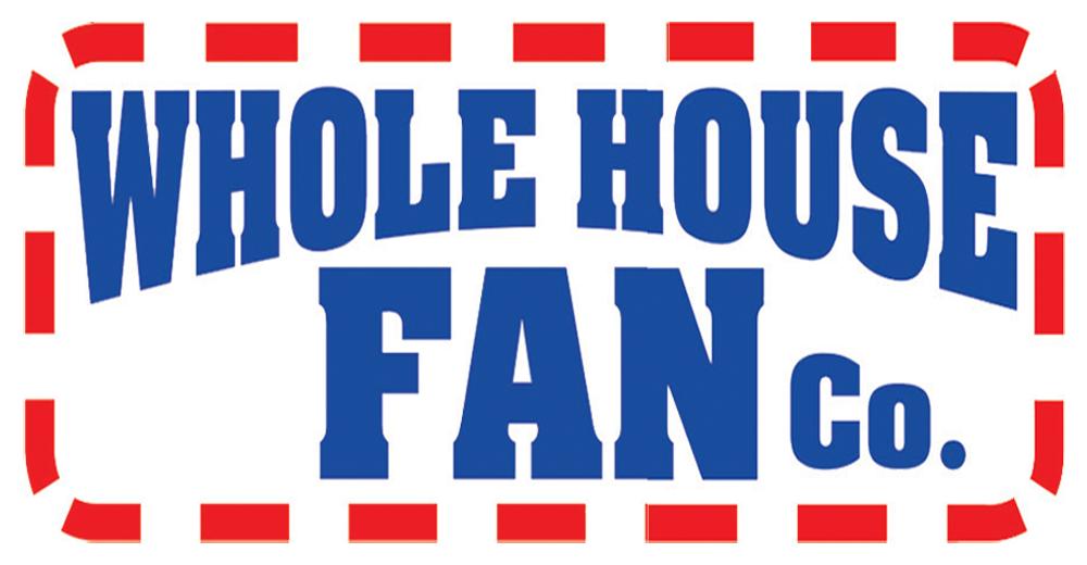 Whole House Fan Company Logo